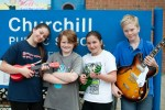 Celebrating a decade of rock and roll at Churchill Alternative School (plus check out this awesome photo gallery)